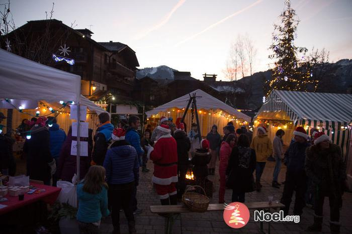 Marché Noel Montriond