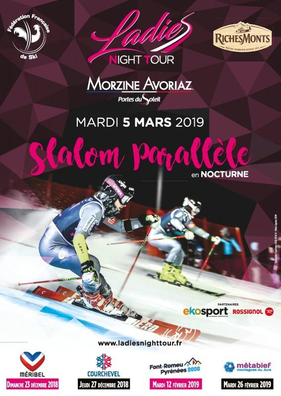 Ladies Night Morzine
